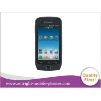 Buy cheap Android 2.3.3 black Samsung Exhibit 4G mobile phone cdma GSM with digital camera from wholesalers
