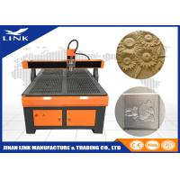 Buy cheap Precise Woodworking CNC Router Engraver Machine With Ball Screw / MACH3 Controller from Wholesalers
