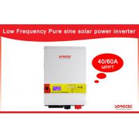 Buy cheap Rack Tower Ups Solar Power Inverters 10ms Typical Pure Sine Wave from wholesalers
