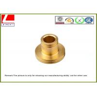 Professional Computer Numerical Control Brass Machined Parts , OEM / ODM