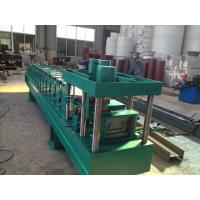 Buy cheap Hydraulic Pressure Metal Purlin Roll Formg Machine 5000Kg Uncoilers Loading Capacity product