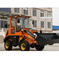 Buy cheap Four Wheel Drive Small Wheel Loader On Sale product