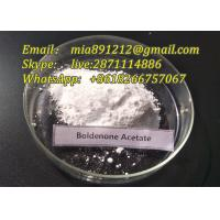 Buy cheap Muscle Growth Raw Steroid Powder Boldenone Acetate Boldenone a boldenone A Bulking White Powder CAS 2191128 from wholesalers