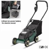China Long Cycle Life 20Ah 36V LiFePO4 Battery Pack For Electric Mower on sale