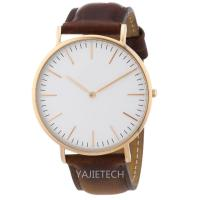 Buy cheap YJ793 branded famous pu LEATHER strap watch, hot sales ladies man watch from wholesalers