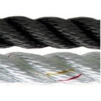 Buy cheap professional 3 strand twist pp strapping rope from wholesalers