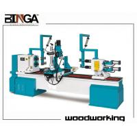 Buy cheap China Double Spindle Four Knives Flat Engraving CNC Woodworking Lathe from wholesalers