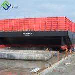 Buy cheap Ship launching use marine rubber air bag marine airbag, ship launching airbags from wholesalers