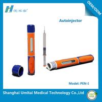 Single Dose Auto Injection Device Disposable For Chronic Disease Therapy