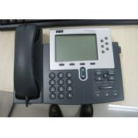 Buy cheap 7900 Series 7961G Used Cisco IP Phones SW License NOT INCLUDED CE Marking from wholesalers