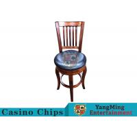 Buy cheap American Style Retro Dining Chairs/ Gaming Desk ChairFor Poker Card Games from wholesalers