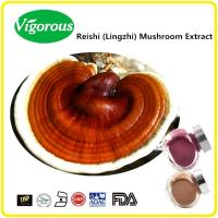 Buy cheap factory price natural 30% Polysacharides Chinese red reishi mushroom extract from wholesalers