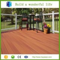 Buy cheap HEYA wpc wood sheet cheap fence board composite material suppliers from wholesalers