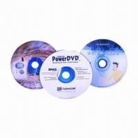 Quality CD/DVD Disc Replication, Offset/Silkscreen Printing Services are Provided for sale