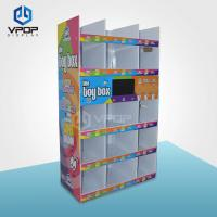 Buy cheap Glass Cup Portable Cardboard POS Displays Colourful Recycled Saving  Power from wholesalers