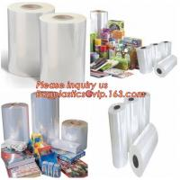 Buy cheap China pof plastic film cross linked pof shrink film,pof plastic film heat shrink pof packaging film,POF Package Film Str from wholesalers