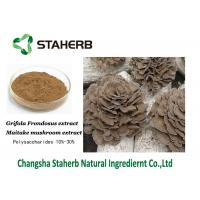 Buy cheap Antibacterial plant extracts Maitake Mushroom Extract  30% Polysaccharides from wholesalers