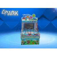 Buy cheap Attractive Dolphin Design Redemption Game Machine Happy Pitch Balls For Kids from wholesalers