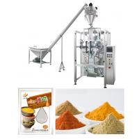 Buy cheap Garlic / Curry Powder Packaging Machine / Automatic Vertical Packing Machine from wholesalers