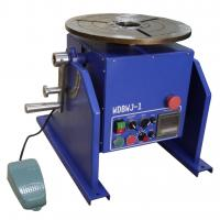 Buy cheap Table Top Automatic Welding Positioner Rotary Welding Table CE Approved from wholesalers