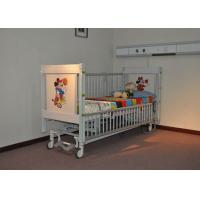 Buy cheap Automatic Pediatric Hospital Beds With Telescopic Aluminum Alloy Side Rails from wholesalers