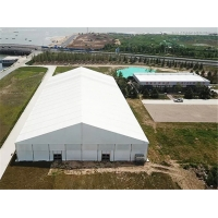 Buy cheap Anti Rust Luxury Garden Marquee For Outdoor Flower Exhibition from wholesalers