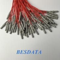 Buy cheap Medical Various EEG Electrode Cap Materials ( Coated Gold , Pure Silver , Coated AgCl ) from wholesalers