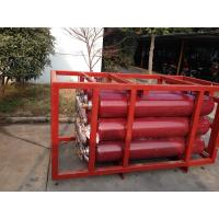 Buy cheap ISO9809 Large Capcity CNG Cylinder Compressed Natural Gas Storage Tank Cascade product