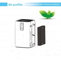 Buy cheap Washable 99.99% 8h Portable Room Air Purifier from wholesalers