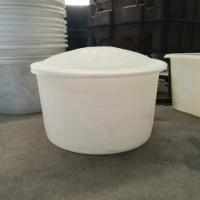 Buy cheap M900 Roto molded durable Round shape  HDPE drums  with cover for preserved gherkins product