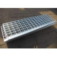 Buy cheap Customized Size Galvanized Steel Stair Treads ISO9001 CE Certificate from wholesalers