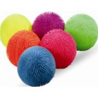 Buy cheap bushy puffer ball from wholesalers