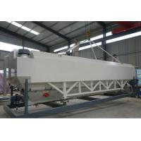 Buy cheap Horizon type Cement Silo for batching plant from wholesalers