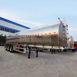 Buy cheap Fuel palm oil transfer tank semi trailer fuel oil tanker trailer| CIMC TRAILERS from wholesalers