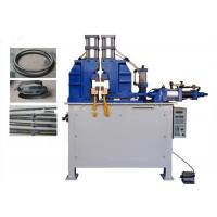 Buy cheap Rebar Butt Electric Spot Welder , Flash Butt Welding Machine For Steel Strip / Rod / Steel Tube from wholesalers