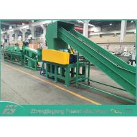 Buy cheap Customized Colors PET Plastic Recycling Line For Medical Bottle / Syringe from wholesalers