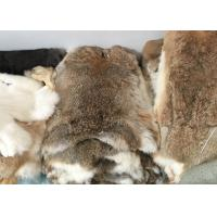Buy cheap Coat Lining Whole Rex Rabbit Skin Real Soft Fluffy Heavy Density For Winter from wholesalers