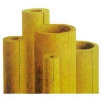 Buy cheap Pipe rock wool insulation material from wholesalers