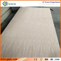 Buy cheap 18mm Poplar Core Red Oak Plywood from wholesalers