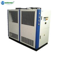 Buy cheap PVD Vaccum Coating Machine Cooling Industrial Air Cooled Water Chiller 20 tr from wholesalers