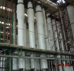 Buy cheap multi effect falling film evaporator / droping film evaporator from wholesalers