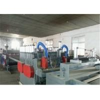 Buy cheap TH 5-30mm Wood Plastic Foamed Board Plastic Extrusion Machine from wholesalers