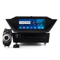 Buy cheap 9Android SPECIAL car DVD GPS android 4.4.4 HD 1024*600 for BMW X1 with 4 Core CPU, Mirror link from wholesalers