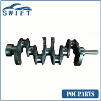 Buy cheap ZD24 Crankshaft for Nissan from wholesalers