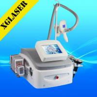 Buy cheap Quick & Health Vacuum + Laser + Cavitation + RF Effective Anti Cellulite Loss Machine from wholesalers
