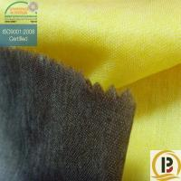 Buy cheap color soft nonwoven nylon interlining fusing fabric from wholesalers