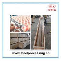 Buy cheap Hot selling Made in China CK45 hard chrome plated steel rods from wholesalers