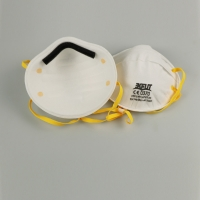 Buy cheap FFP3 Excellent Air Permeability Disposable Face Mask Cup Respirator from wholesalers