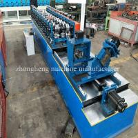 Buy cheap Galvanized Steel Profile Stud And Track Roll Forming Machine High Speed from wholesalers