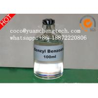 Buy cheap High Purity Legit Injectable Steroids Liquid Solvents Benzyl Benzoate(BB) 120-51-4 from wholesalers